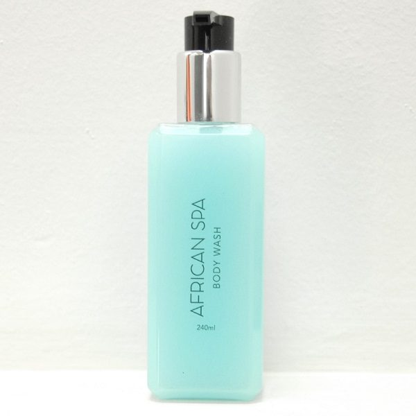 Africa Spa pump bottle Body wash