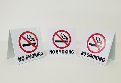 No Smoking Signs picture a