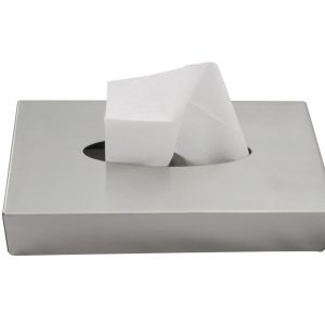 Tissue Boxes, Sani bag dispensers with refills