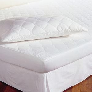 Mattress Protectors Quilted White