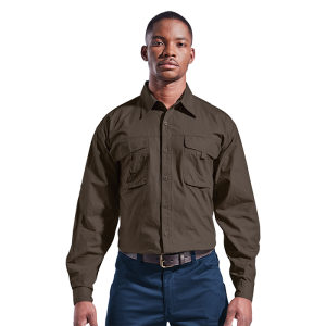 Barron Mens Outback Shirt Promo