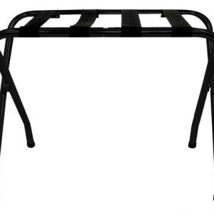Black Folding Luggage Rack - Special - Closes 30.11.19