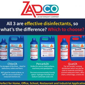 Deep Cleaning Products - Covid19