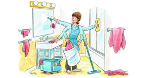 Typical Housekeeping positions
